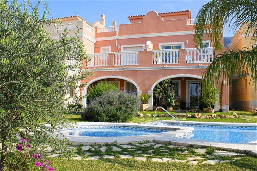 Сайт в испании квартира дом испании