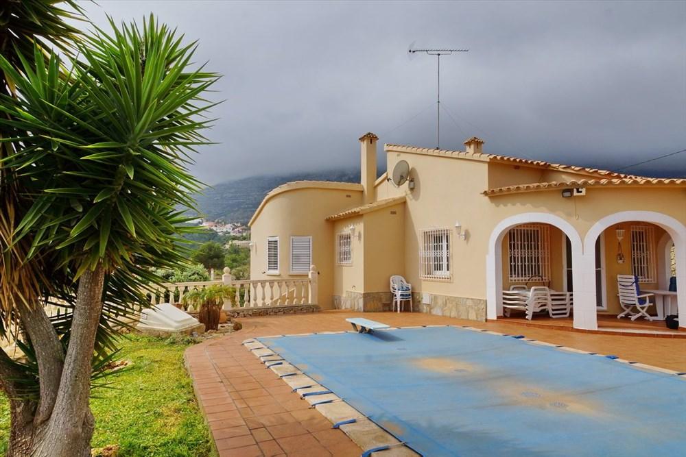 Виллы недвижимость в испании